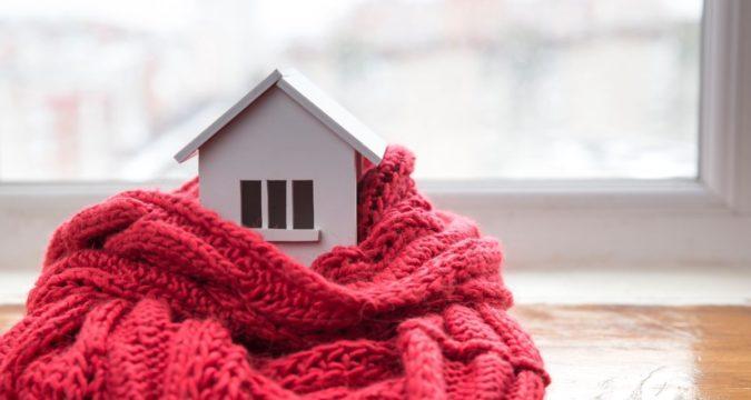 Простые способы сохранения вашего дома теплым этой зимой