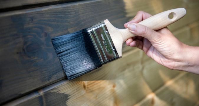 Как лессировать древесину краской