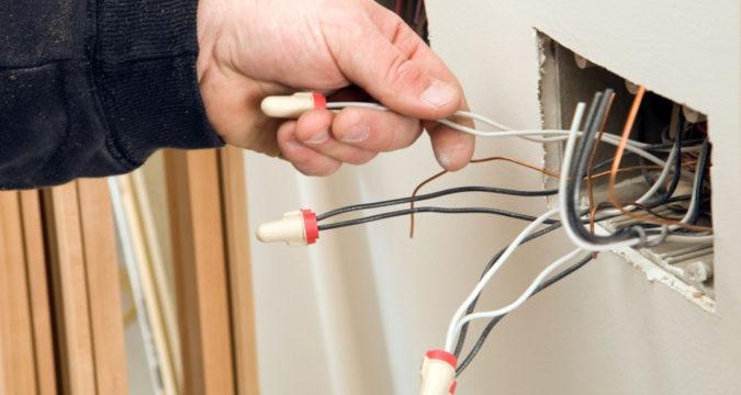 Типичные ошибки при монтаже электропроводки