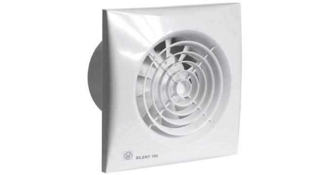 """Вентилятор для ванной: скажите """"нет"""" сырости"""