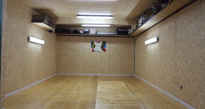 Какими материалами защитить стены гаража изнутри