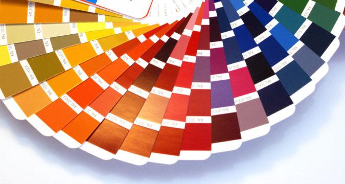Типы фасадных красок