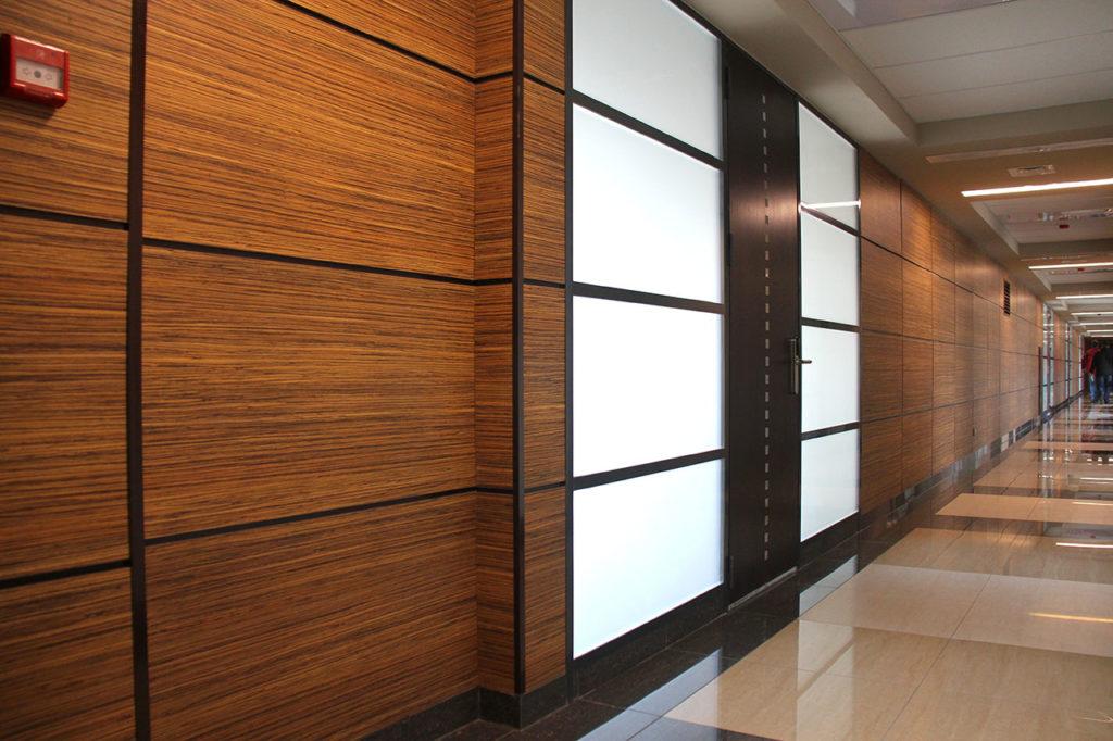 Возможности ламинированных стеновых панелей